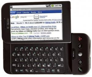 t-mobile g1 google